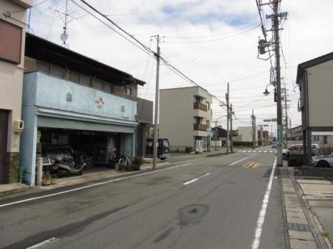 袋井宿中本陣跡