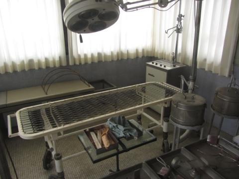 旧澤野医院手術室