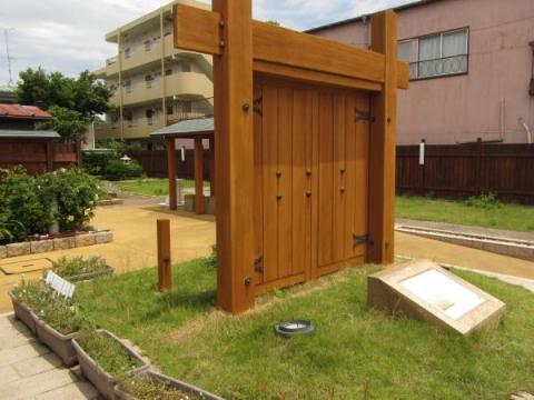 袋井宿東本陣跡