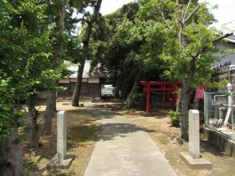 七ツ森神社
