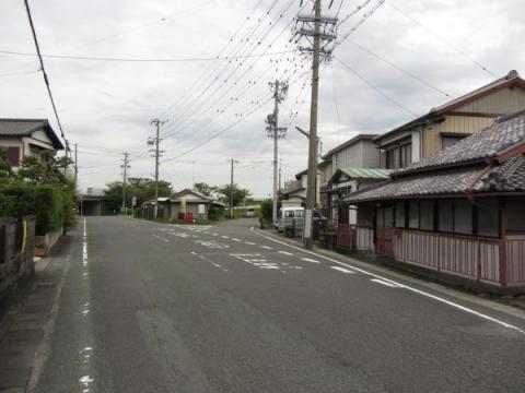 旧東海道 袋井市国本