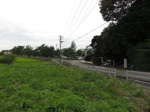 旧東海道 岡津
