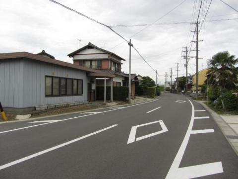 旧東海道 綱川