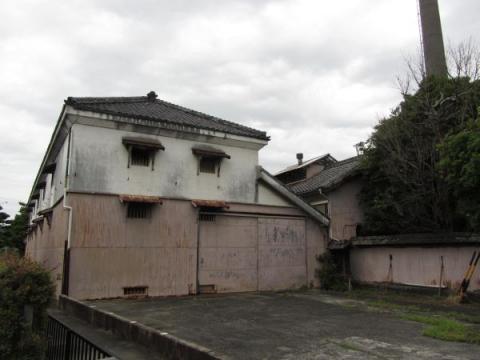 旧曽我鶴酒造