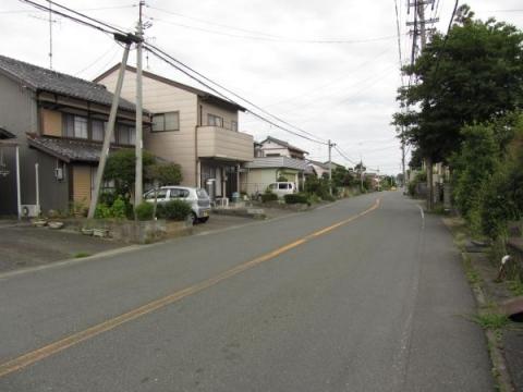 旧東海道 大池(末広町)