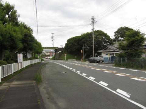 西掛川駅前