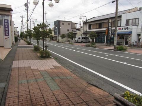 掛川宿 旧十王町