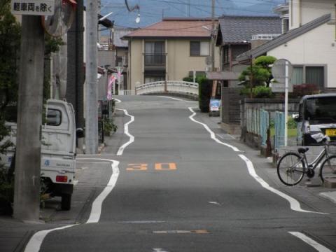 掛川宿 旧瓦町
