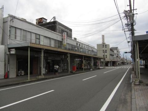 掛川宿 連雀町