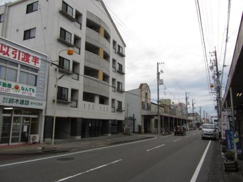 掛川宿 中町