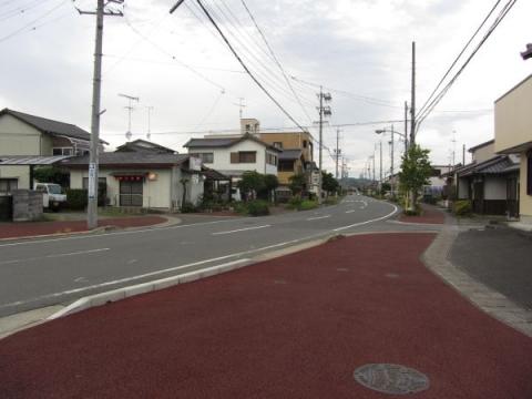 旧東海道 葛川