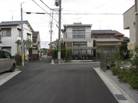 掛川宿 旧新町