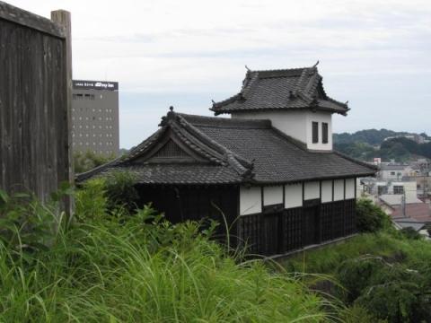 掛川城太鼓櫓