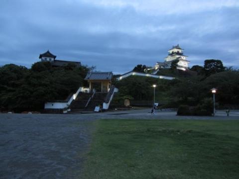 掛川城三の丸