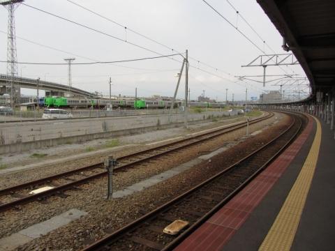 函館駅車両基地