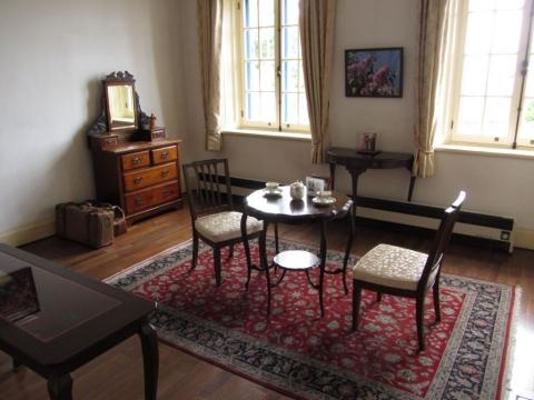 旧イギリス領事館家族居室