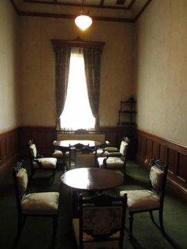 旧函館区公会堂 予備室