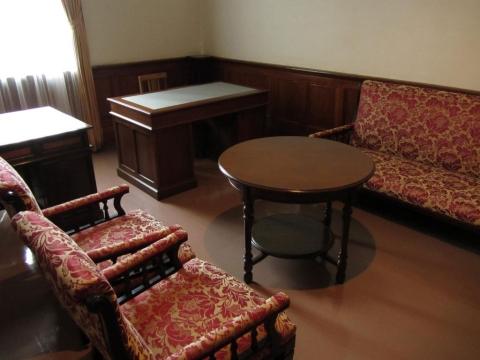 旧函館区公会堂 商業会議所事務室