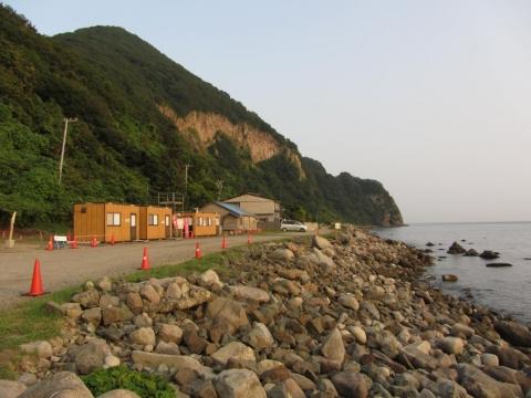 入舟前浜海水浴場