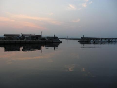 入舟町の船入場