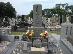 160815お墓