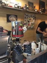 illyコーヒーメーカー