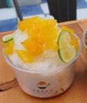 レモン&パイナップル