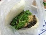 台湾式ハンバーガー割包
