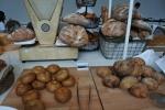 豊富なパン類