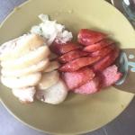 香腸と米腸