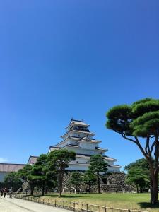 会津若松城