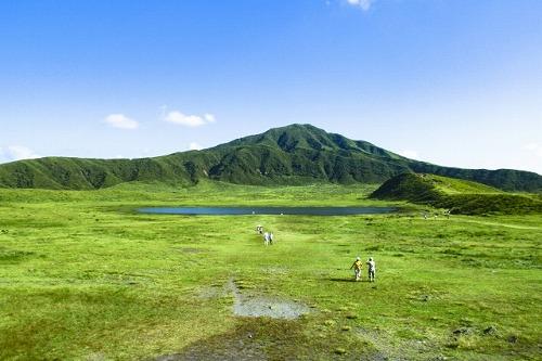 阿蘇 熊本 自然