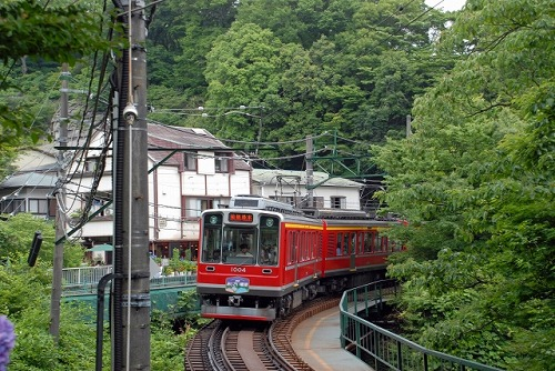 箱根登山鉄道 旅行