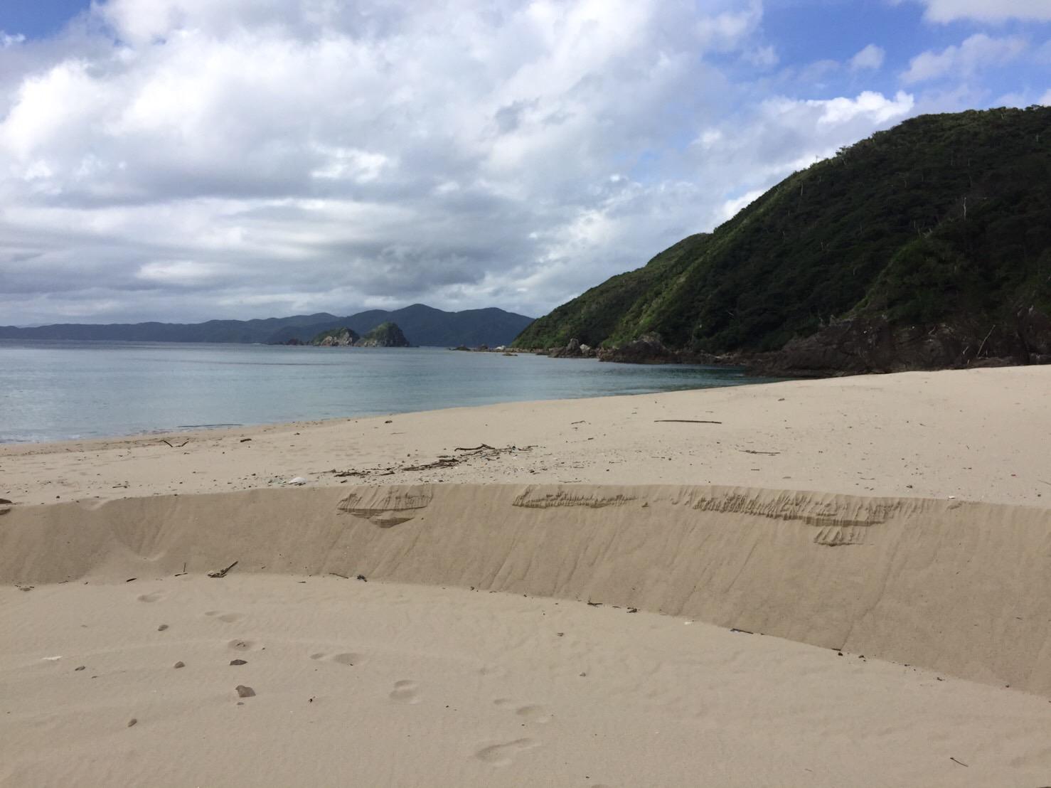 奄美大島☆砂浜