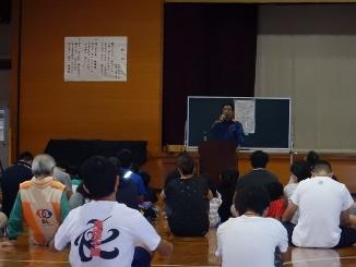 2016親子防災体験会
