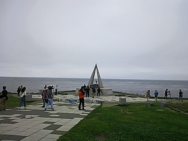 最北端の碑2015
