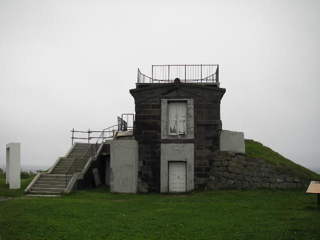 旧海軍望楼2015