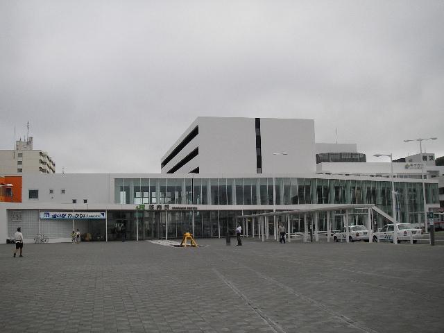 稚内駅2ー2015