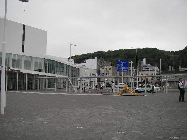 稚内駅3ー2015