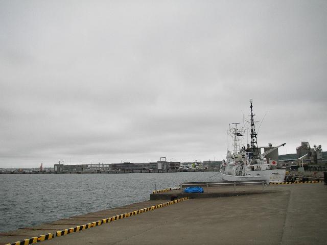 稚内港2015