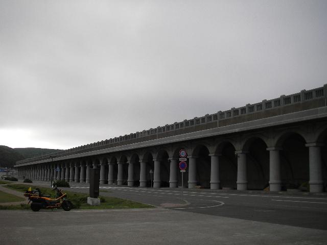 北防波堤ドーム2015-1