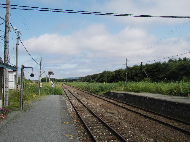 抜海駅-2