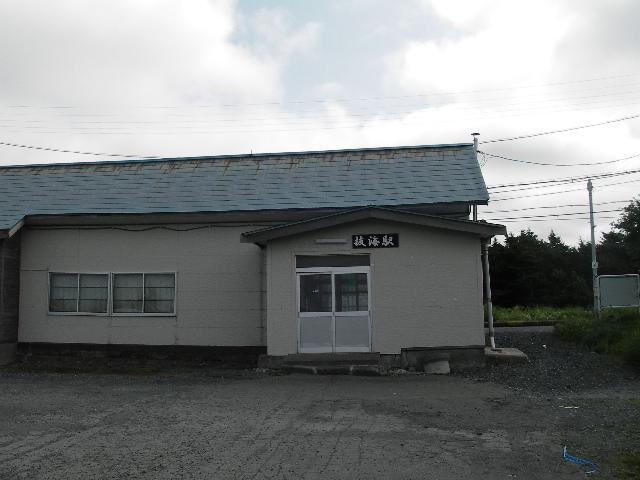 抜海駅2015-1