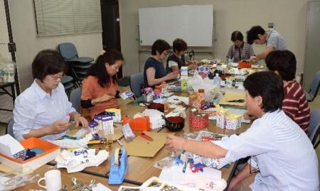 平成28年度作州津山商工会女性部久米地区教養講座