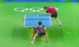 丹羽孝希VSフェゲルル(男シングル3回戦)リオ五輪2016