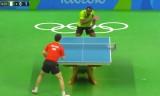 馬龍VSアルナ(男シングル準々決勝)リオ五輪2016