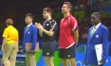 オフチャロフVSサムソノフ(準々決勝)リオ五輪2016