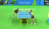 水谷隼VSティモボル(団体準決勝2番)リオ五輪2016