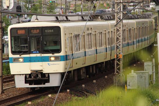 小田急-8