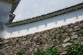 姫路城の壁